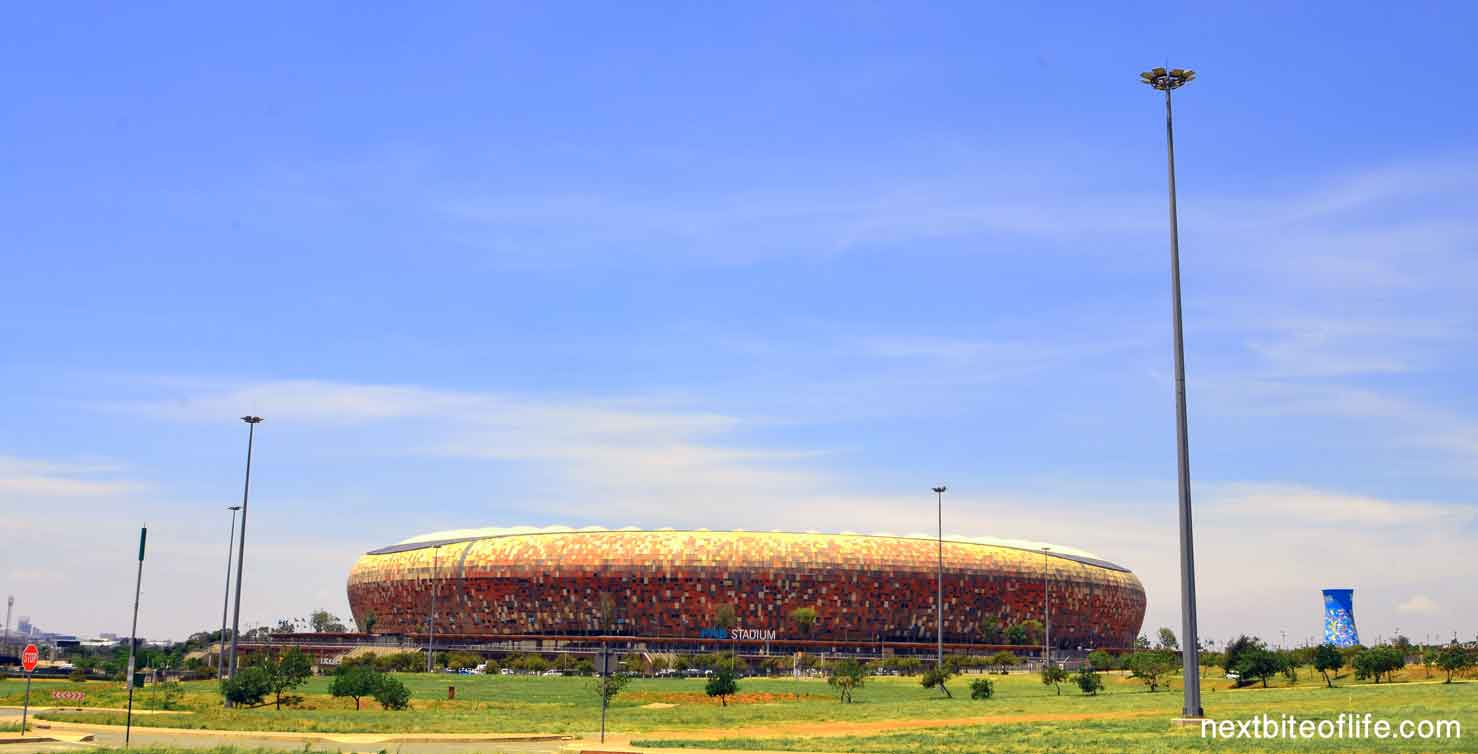 postcard from johannesburg stadium
