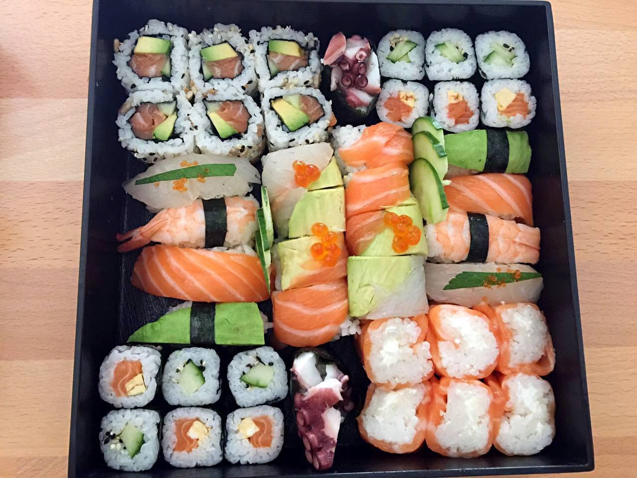sushi street cafe sushi marseille