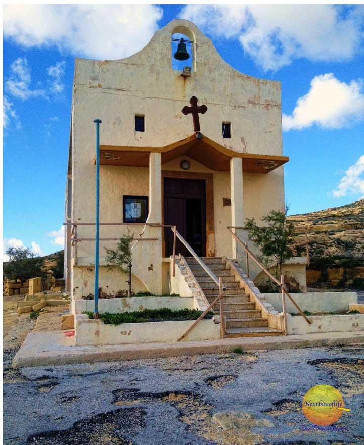 azure window church day trip from Malta to Gozo