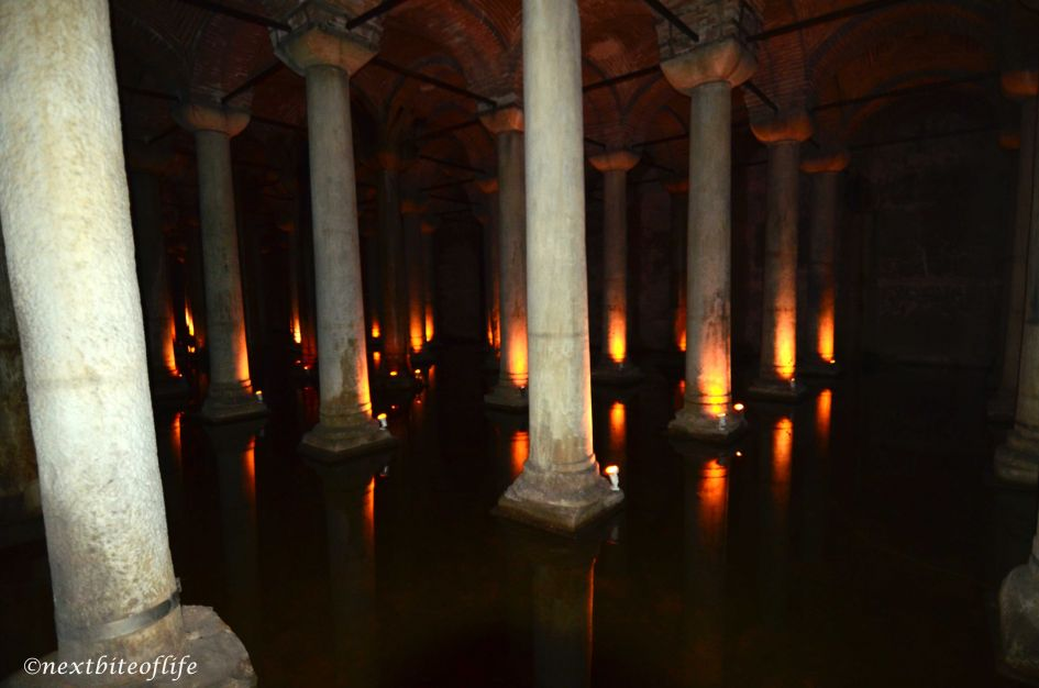 Visiting Dolmabahce Palace & Basilica Cistern (Istanbul Part Two)