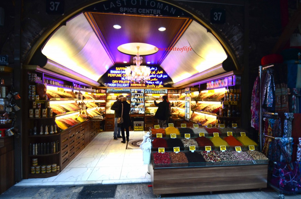 turkish delight candy store