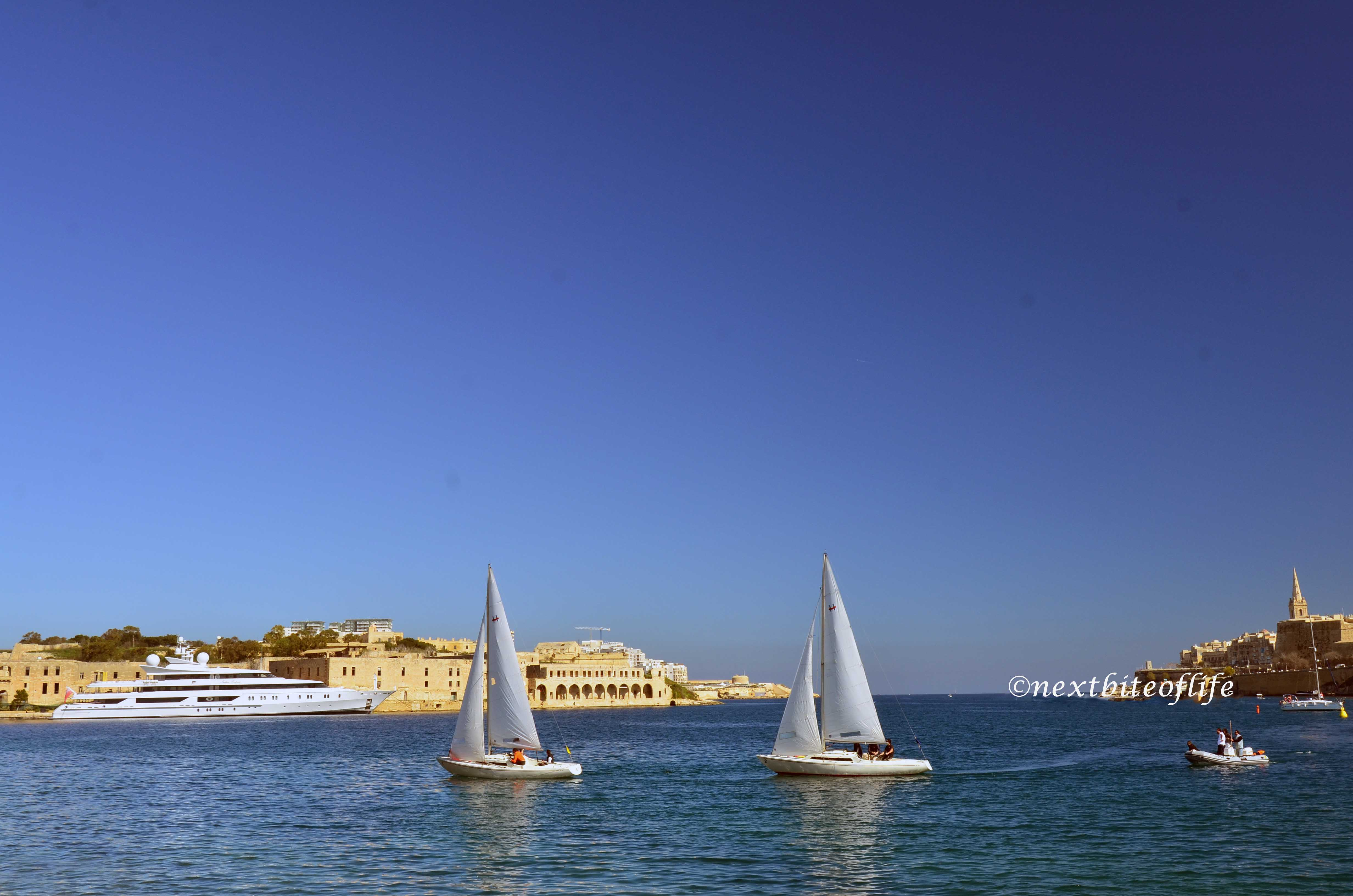 It's a beautiful day in my Malta neighborhood…