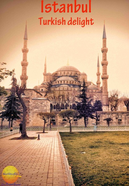 image of blue mosque istanbul