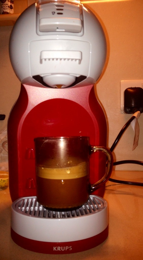 Dolce Gusto - perfect choccochino