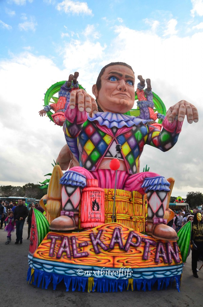 carnival malta 2014