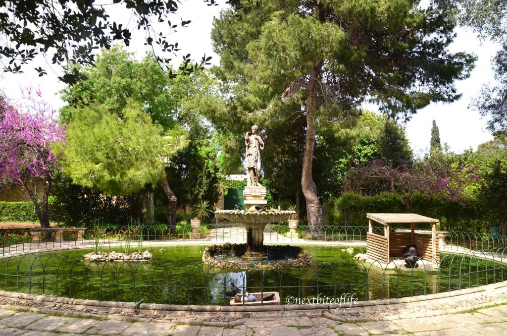 Garden Centre: San Anton Gardens, Malta