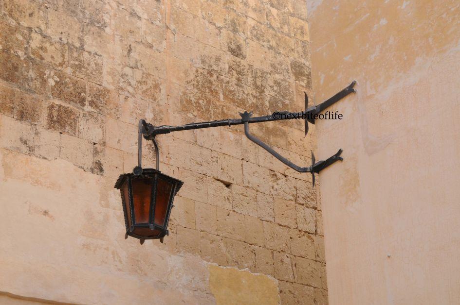 mdina malta ancient lamp hanging brass