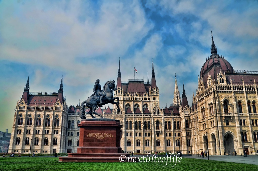 budapest 4 days were not enough parliament house