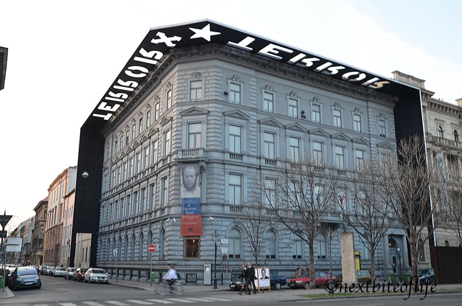 budapest 4 days were not enough house of terror