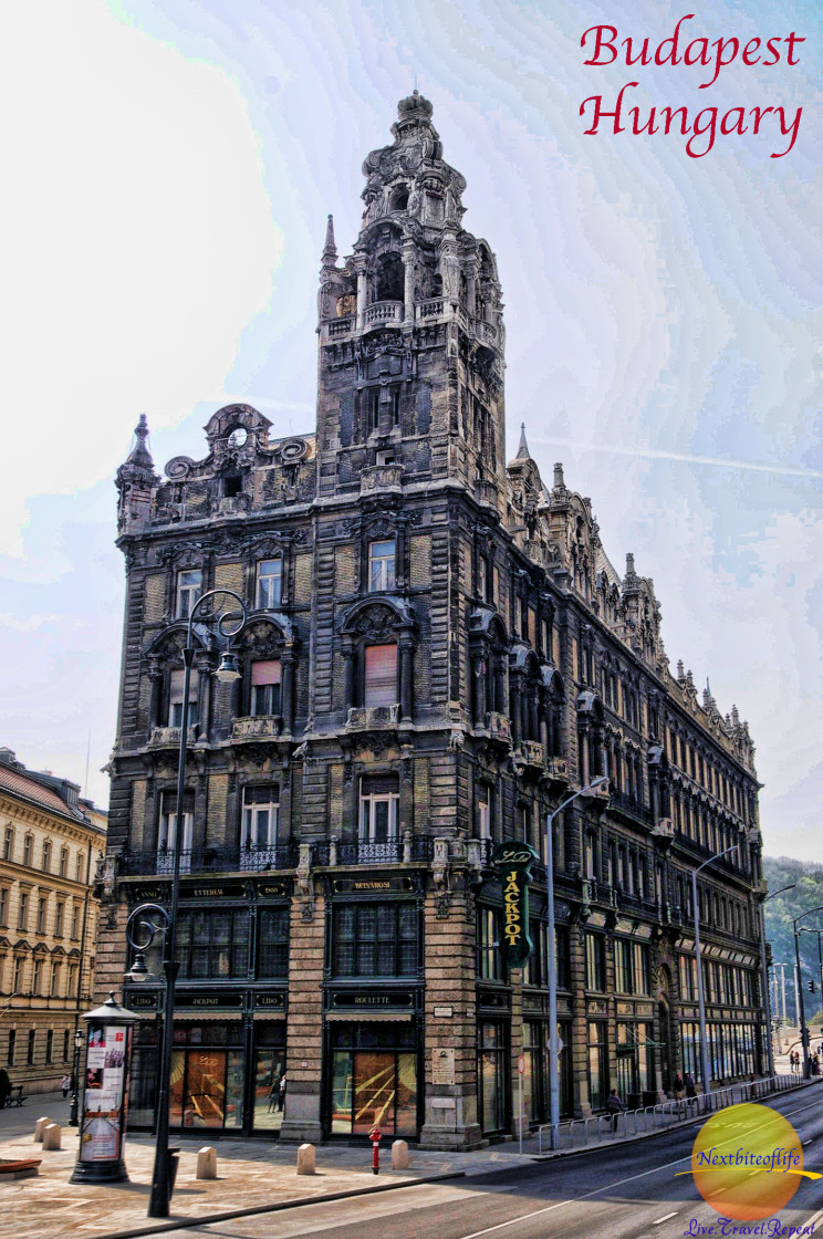 Gothic building Budapest 4 day itinerary