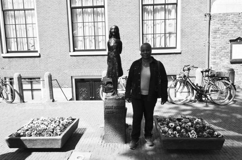 ann frank house in amsterdam