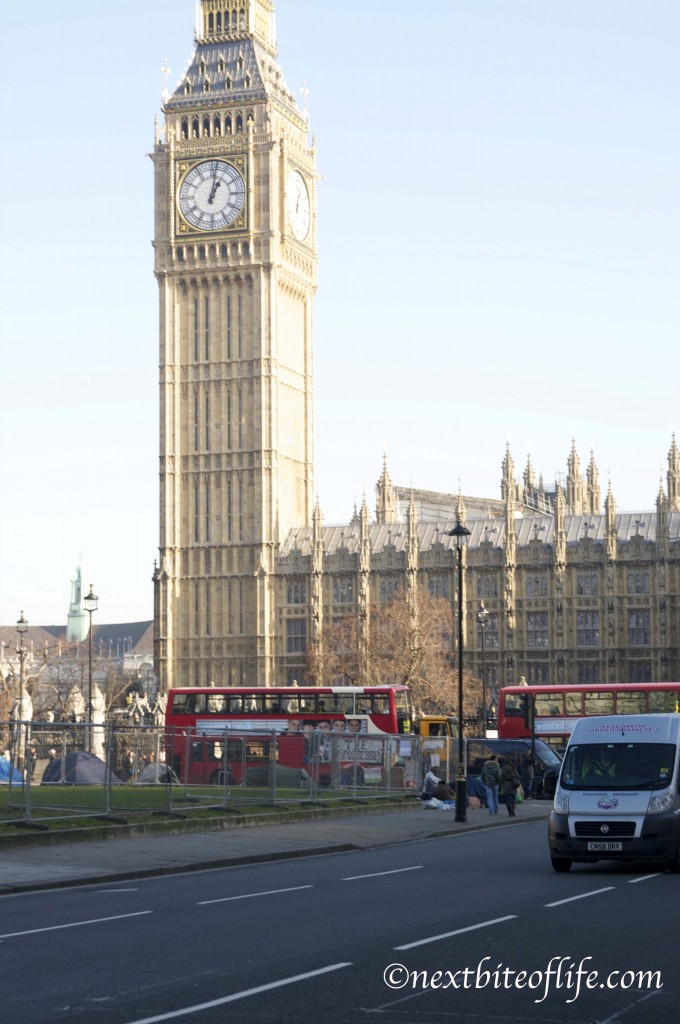 Top Icon of London is Big Ben