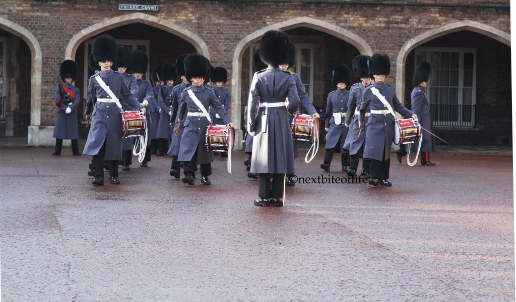 queen's gard london