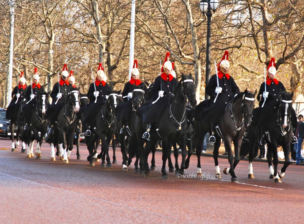 horse guards london england