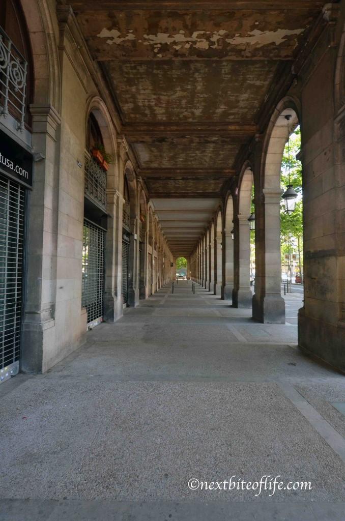 barcelona el born barrio