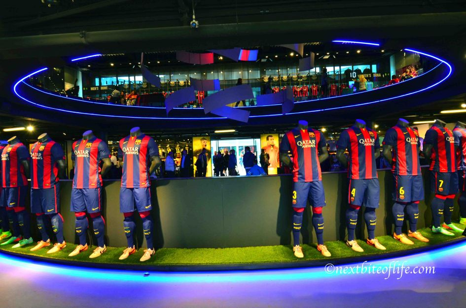 camp nou store barcelona ultimate travel guide