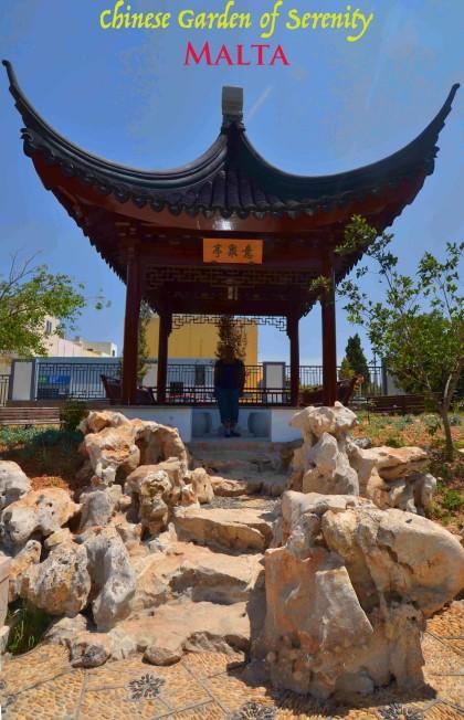 Chinese garden of serenity Malta #visitmalta #chinesegardenmalta #maltatravel