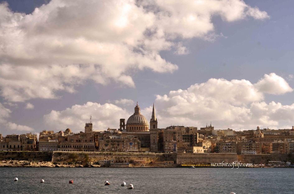 Valletta Is The Gorgeous Capital City Of  Malta