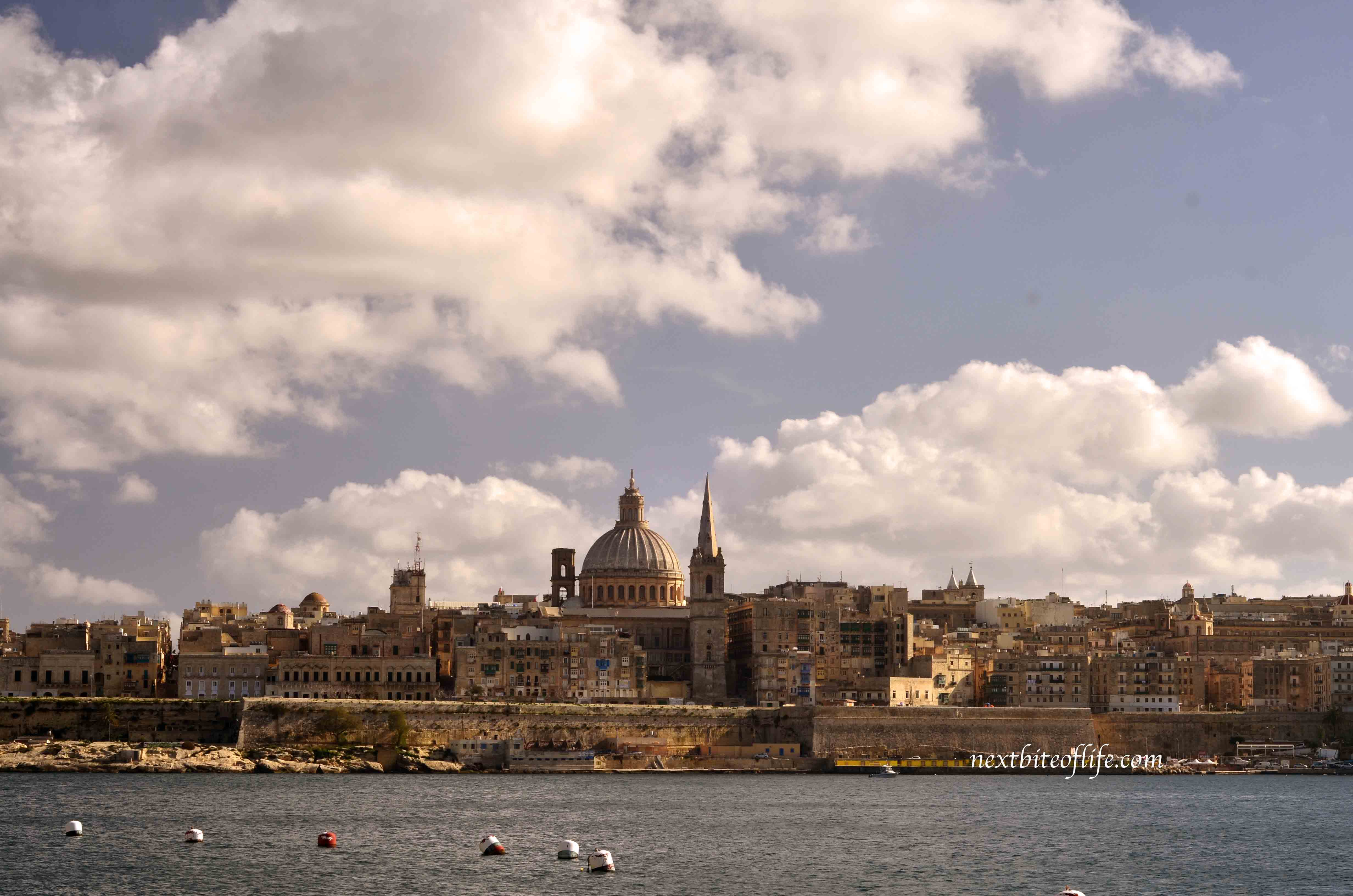 Valletta Is The Gorgeous Capital City Of  Malta