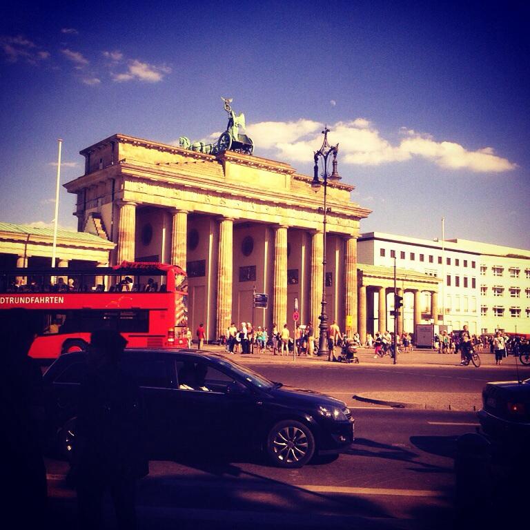 berlin bradenburg gate
