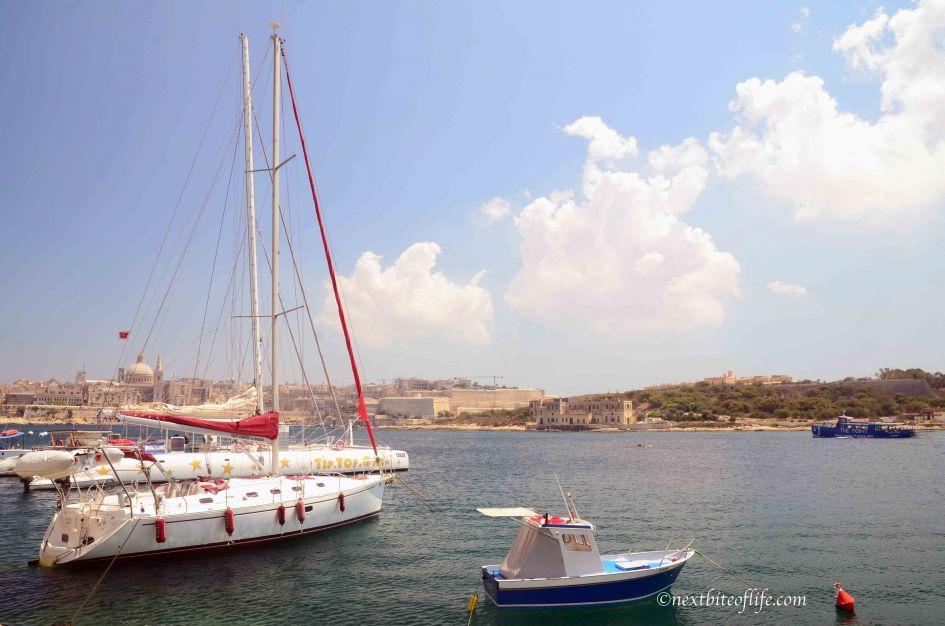 Sightseeing cruises around the Sliema ferries
