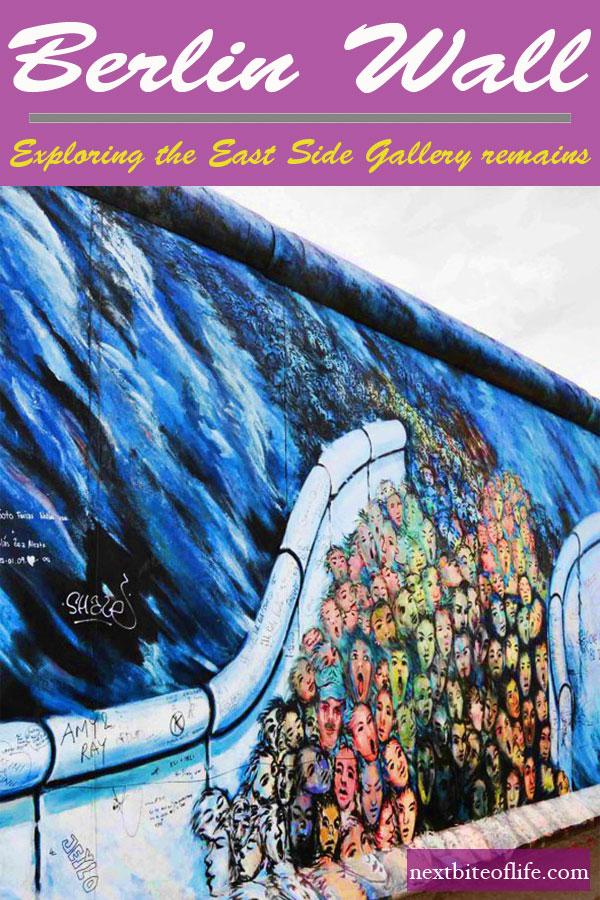East side gallery - Berlin wall remains #berlin #art #streetart #graffitti #eastwestberlin #germany #berlinmustsee