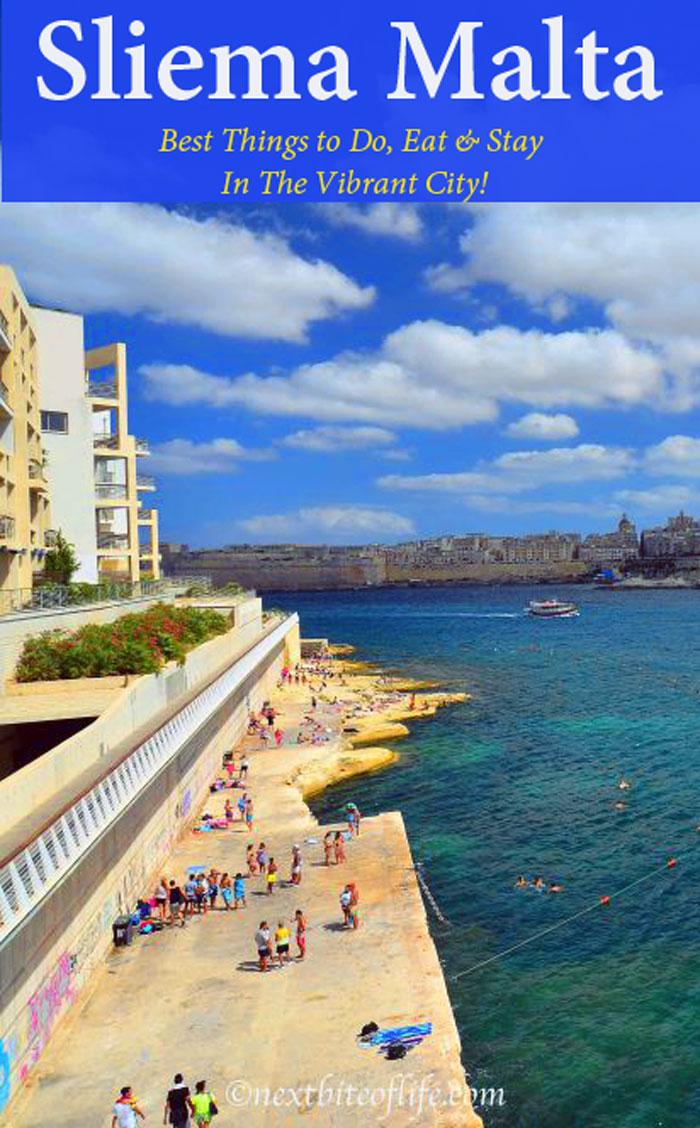 Sliema Malta Guide #malta #europe #sliema #maltaitinerary #maltaguide