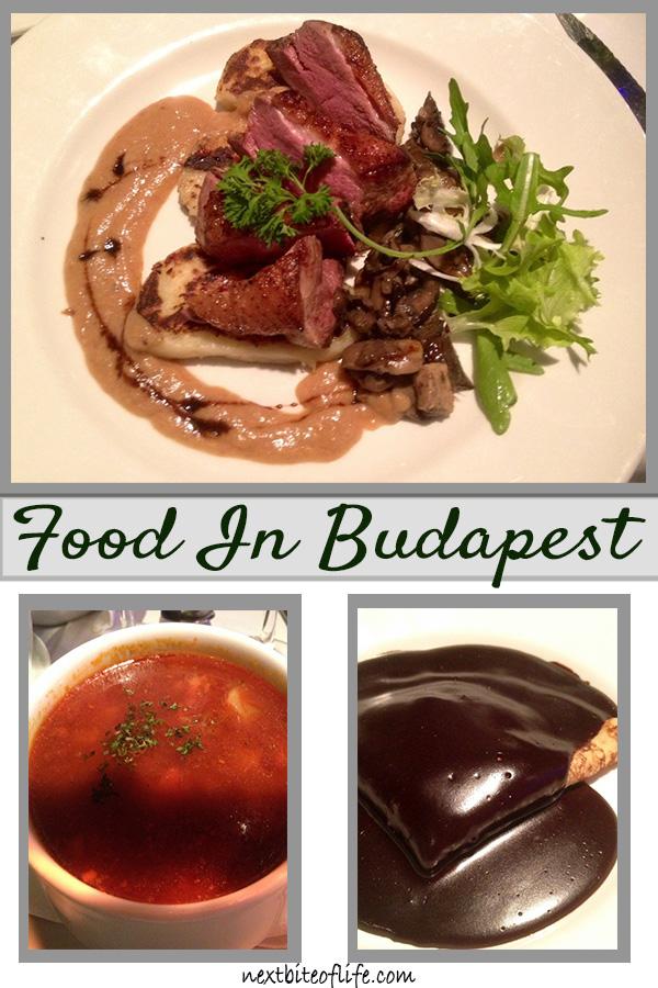 Food in Budapest Hungary #bestfoodbudapest #food #foodbudapest #hungarianfood #goulash