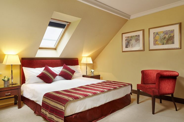 Superior room Corinthia Budapes