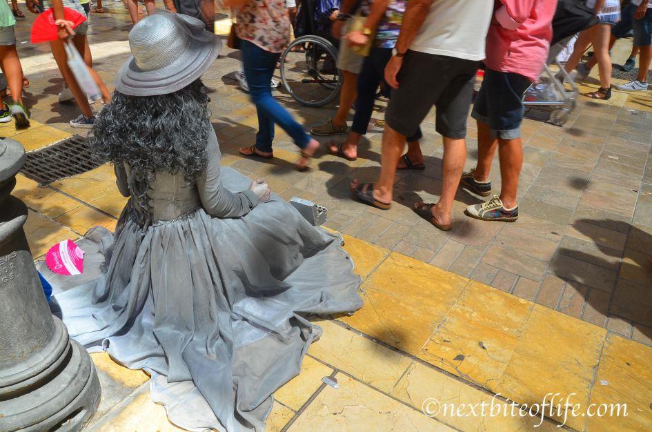 feria street artist