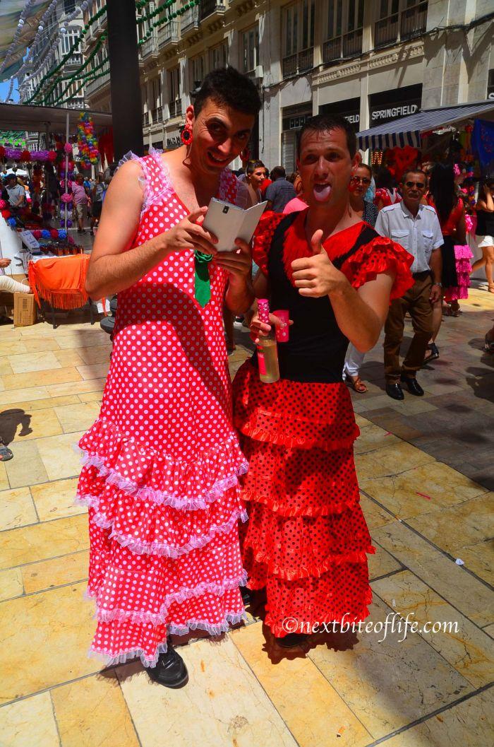 feria flamenco men