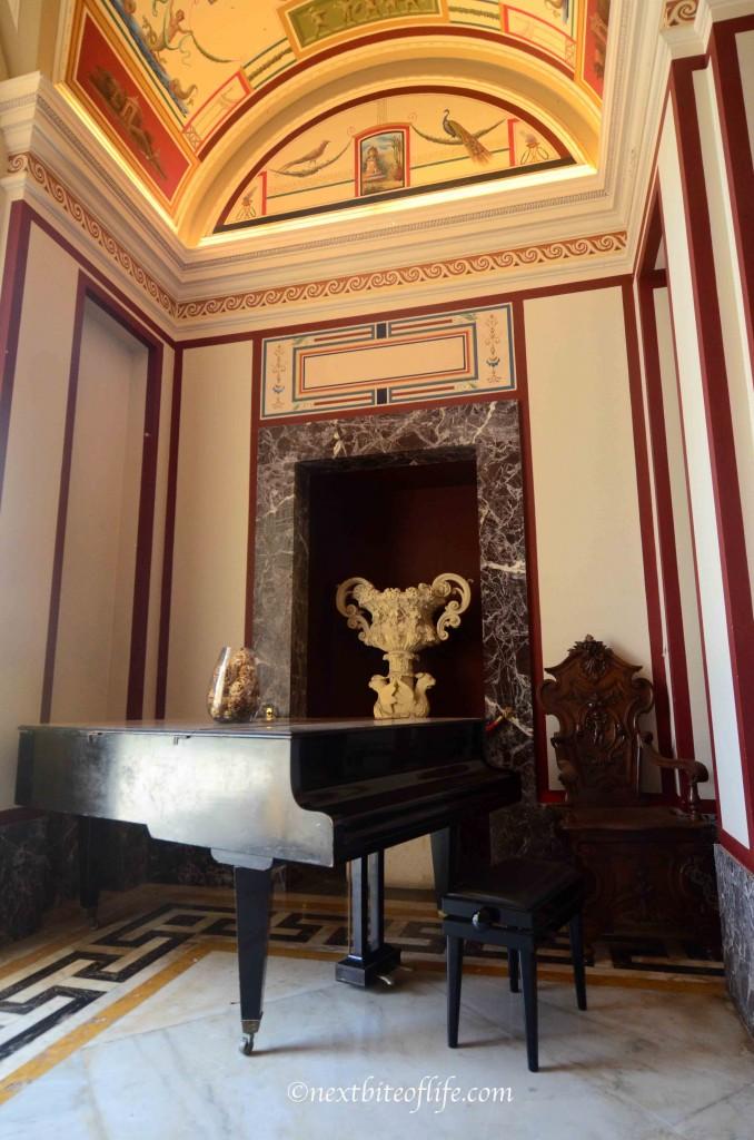 palazzo parisio piano