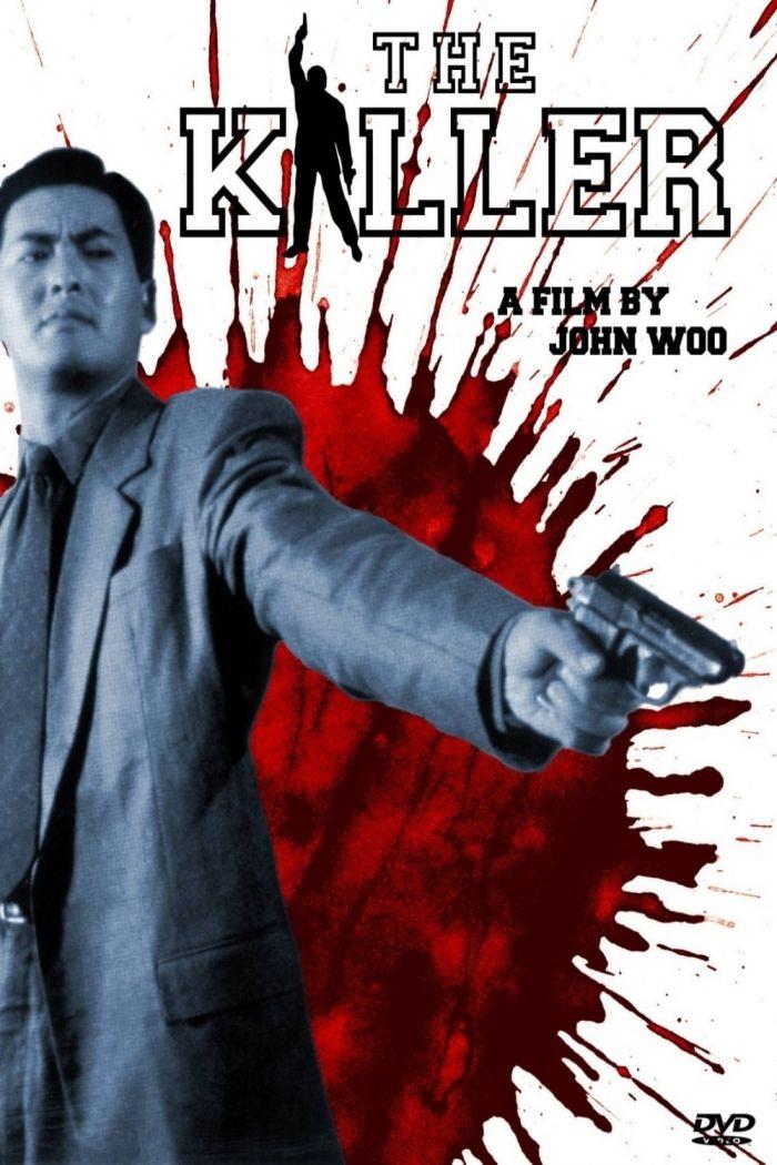 The Killer DVD cover in random things that l love