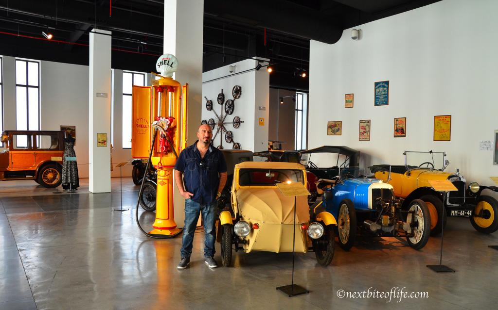 classic cars auto museum malaga