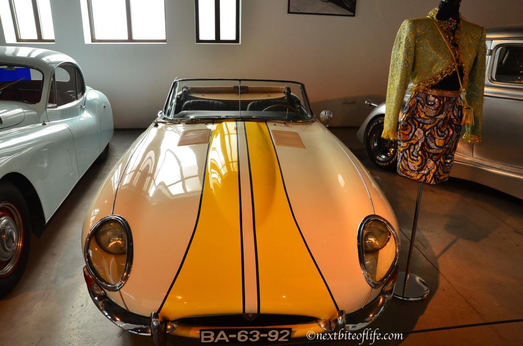 zippy car at auto museum malaga