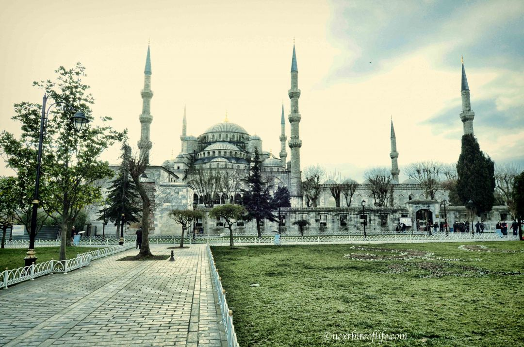 Blue Mosque Istanbul (Sultan Ahmed) Turkey