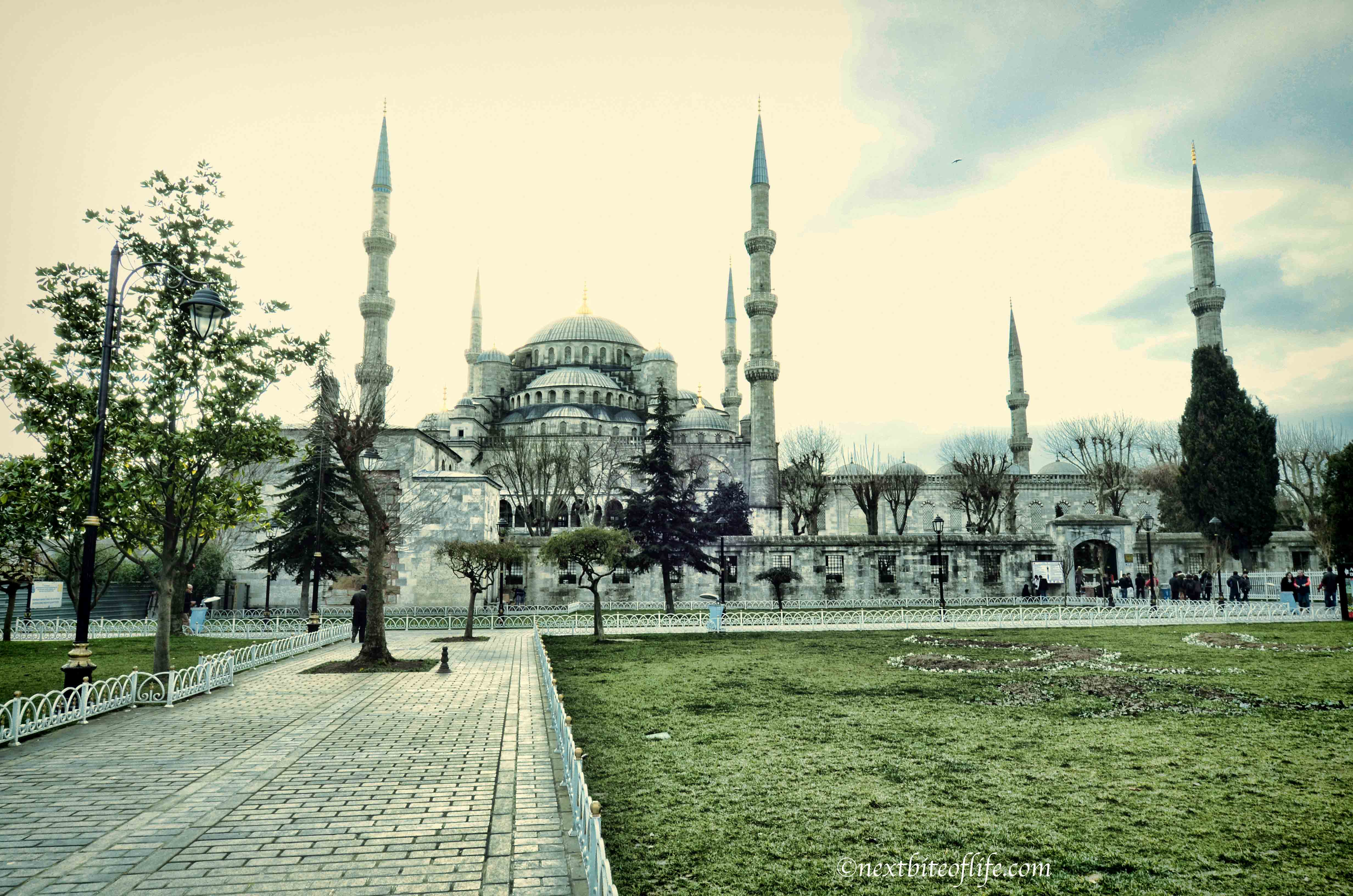 Blue Mosque (Sultan Ahmed), Istanbul