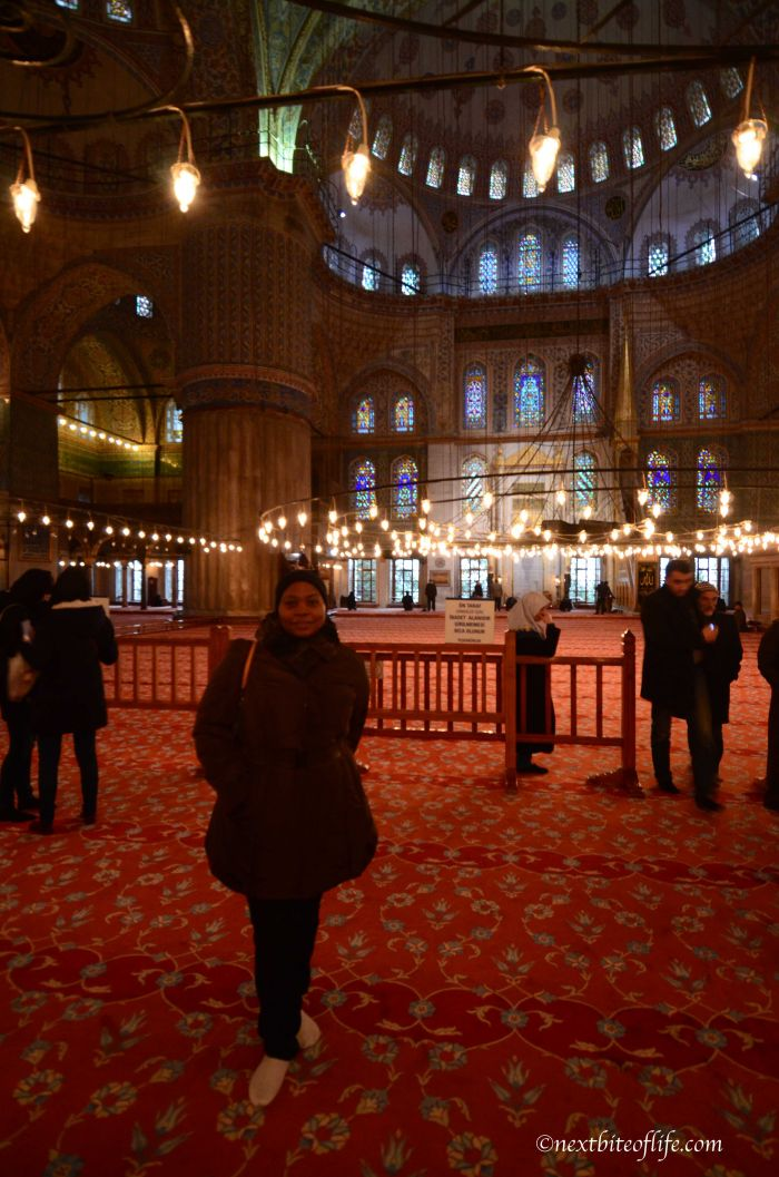 blue mosque sultan ahmed