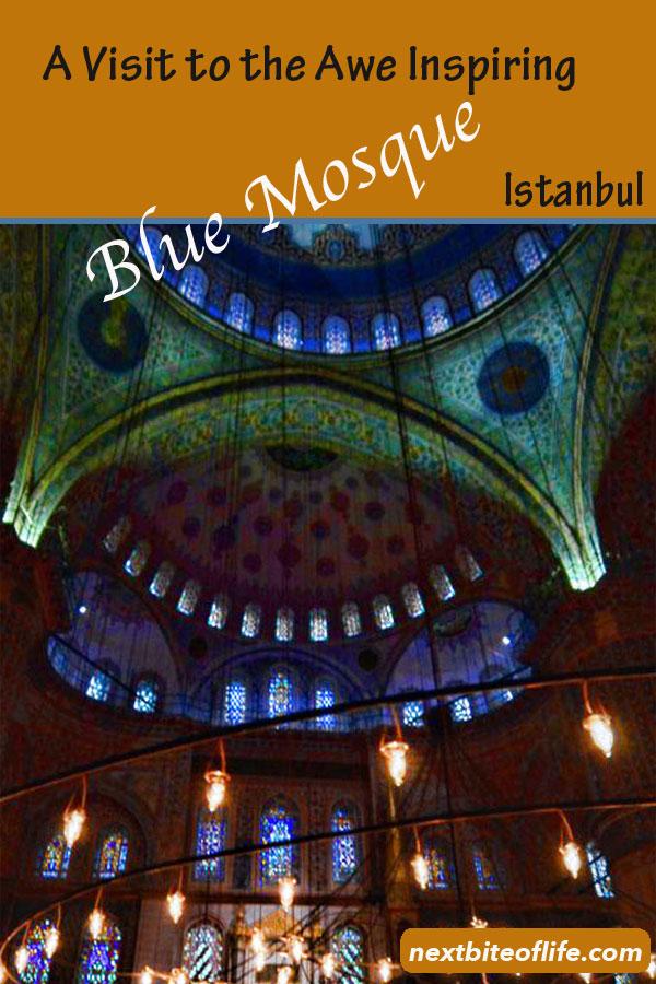 Blue Mosque in Istanbul Turkey #turkey #visitistanbul #mosque #blue mosque #sultanahmed #istanbulguide #mustseeistanbul
