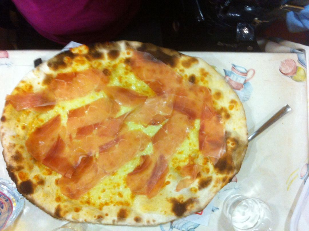 Pizza Is A Must Eat In Rome – Eat At I Girani da Peppe