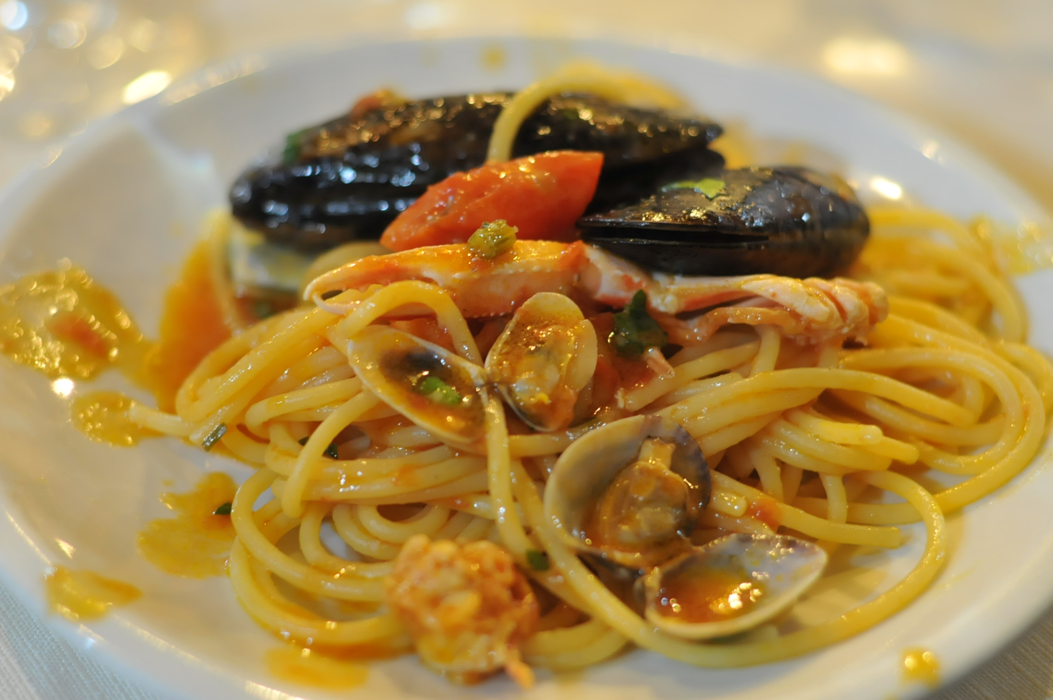 Papetto Ristorante – Eating like a local in Rome