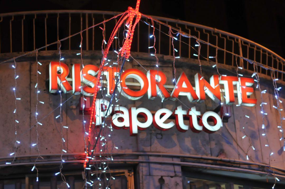 Papetto Ristorante - Rome
