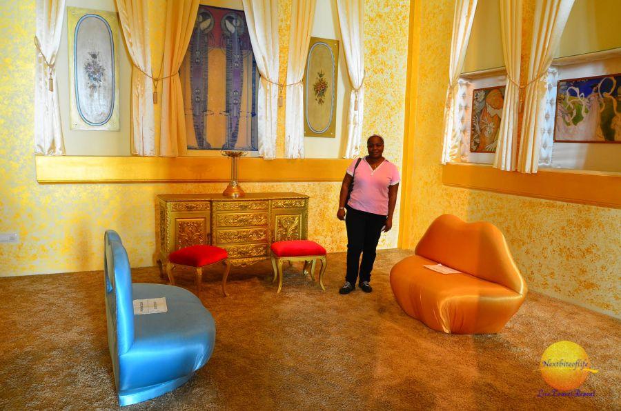 museo automovil malaga chapel