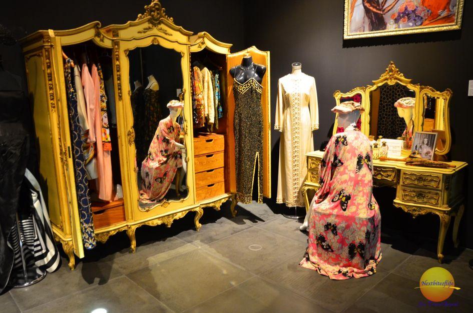 fashion museum malaga vintage clothing