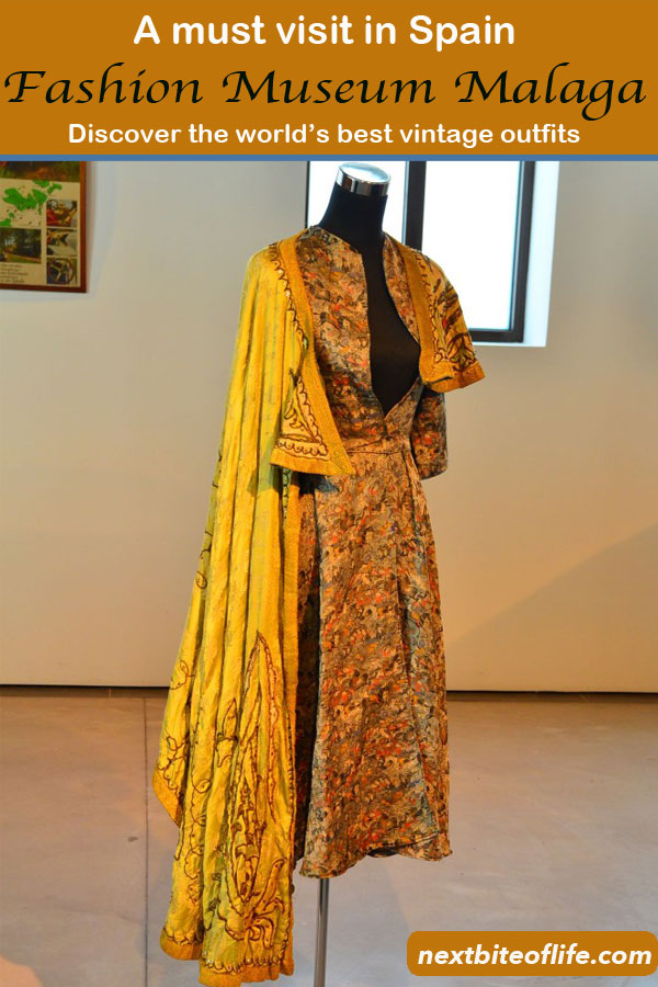 Fashion museum Malaga #Spain #malaga #automuseum #fashionmuseum #Malagasights #malagamustvisit