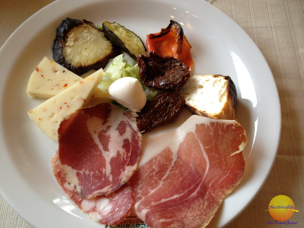 cold cuts in rome italy