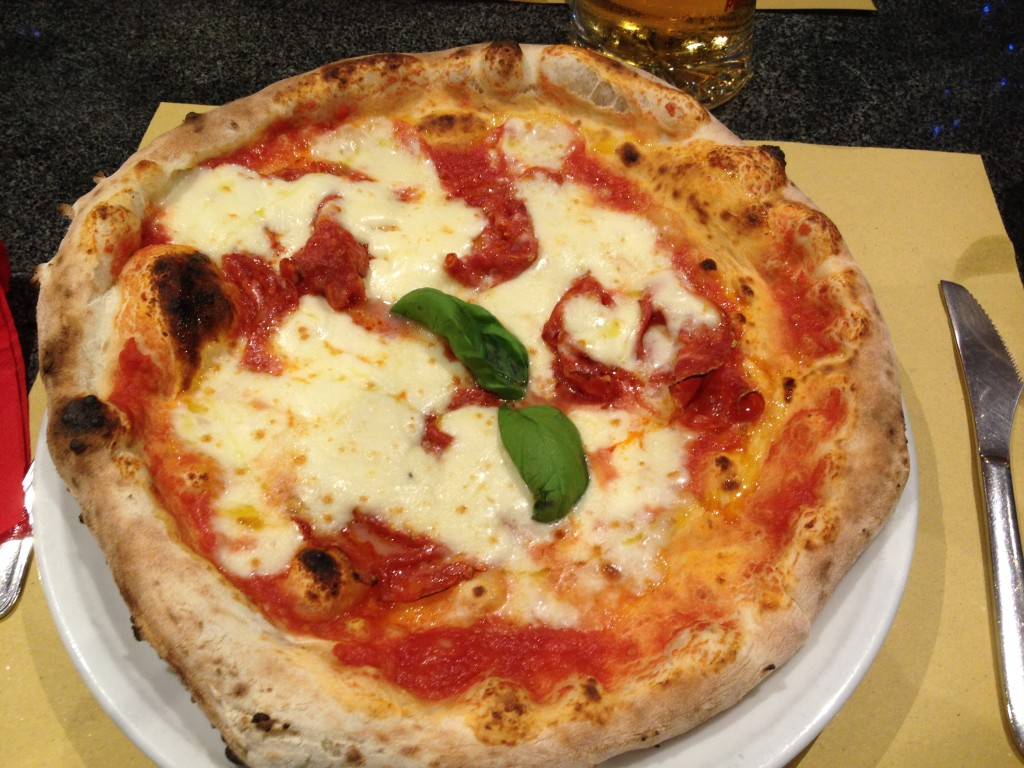 Tastiest pizza in Rome