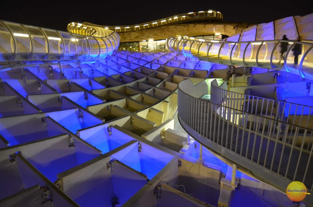 metropol parasol seville architecture
