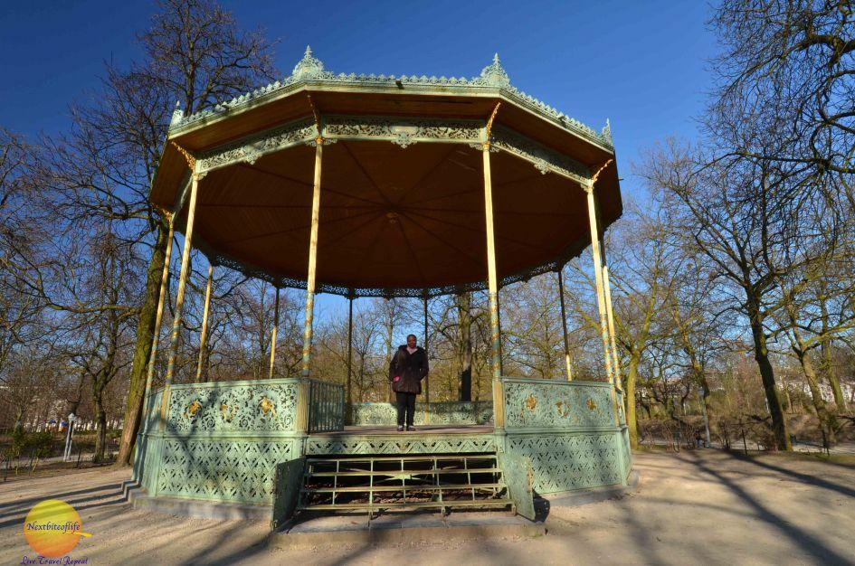 brussels belgium top highlights carousel royal park brussels