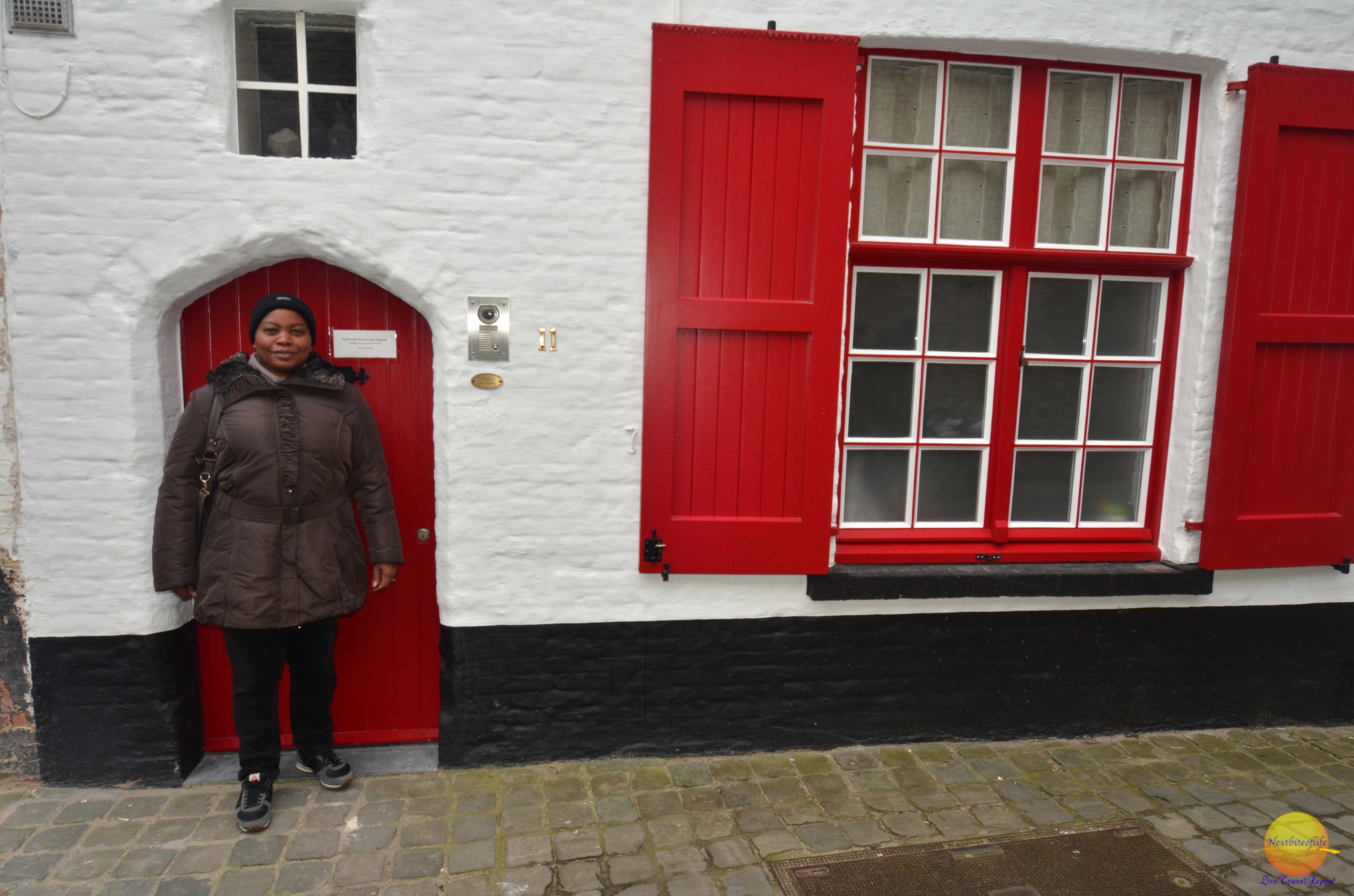 In Bruges – Just like in the movie!